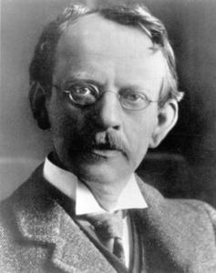 JJ Thompson, discoverer of the electron