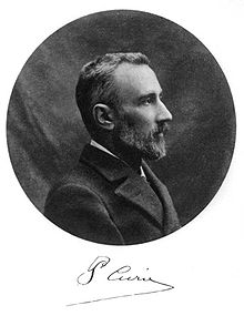 Pierre Curie (1859 – 1906)