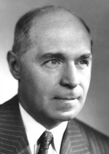Herman Muller, Nobel Prize 1946. He lied when he said that low level radiation was harmful.